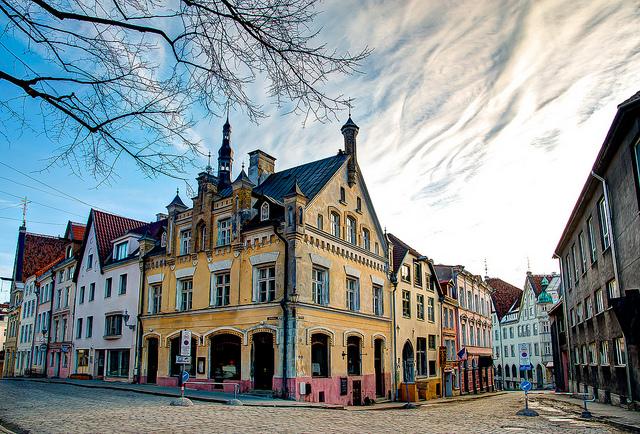 Tallin, la città vecchia, foto di Clarence / Flickr (licenza CC By 2.0)