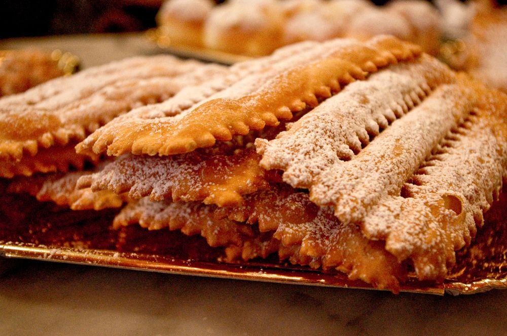 Il Carnevale di Viareggio: dolce e un po' salato
