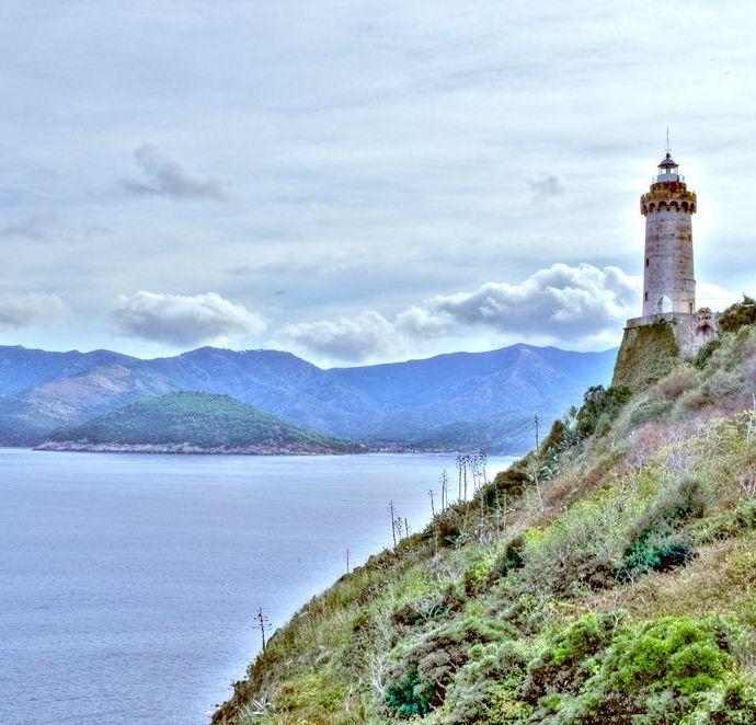 Il lato nascosto dell'Isola d'Elba
