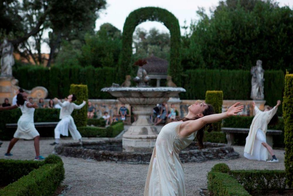 Uno degli eventi delle passate edizioni di The Season. Foto <em></em>courtesy of NYU/Villa La Pietra