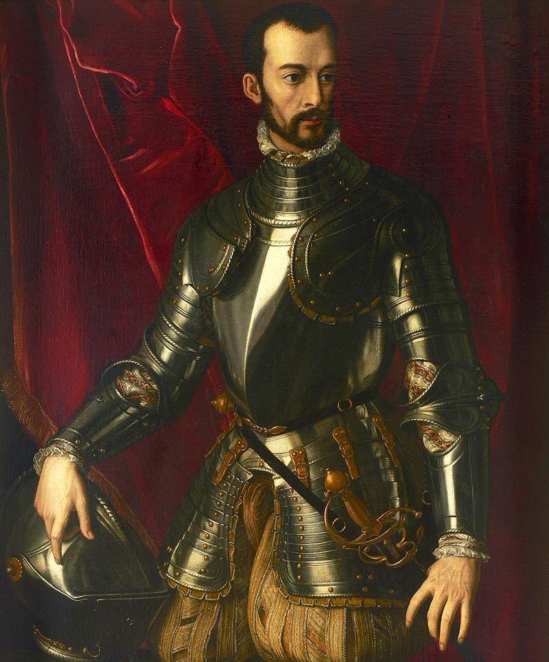 Ritratto di Francesco I