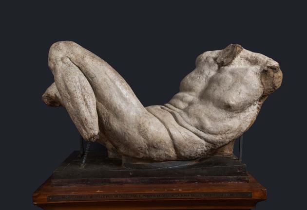 Michelangelo, Dio Fluviale