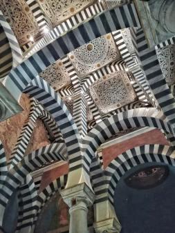 Rocchetta Mattei, vista dal piano inferiore della cappella