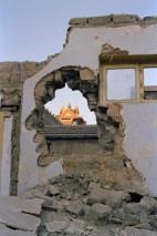 Zhang Dali, Dialogue and demolition, stampa fotografica