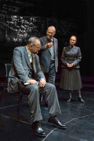 Umberto Orsini, Giuliana Lojodice e Massimo-Popolizio protagonisti di Copenhagen