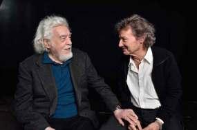 Glauco Mauri e Roberto Sturno [Foto: Filippo Manzini]