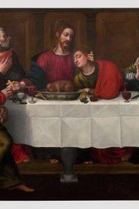 Nelli's Last Supper Restored L'Ultima Cena di Plautilla, Restaurato
