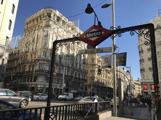 Il mio viaggio solitario a Madri