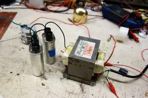 Loneoceans Laboratories  Resonant MOT Arcs