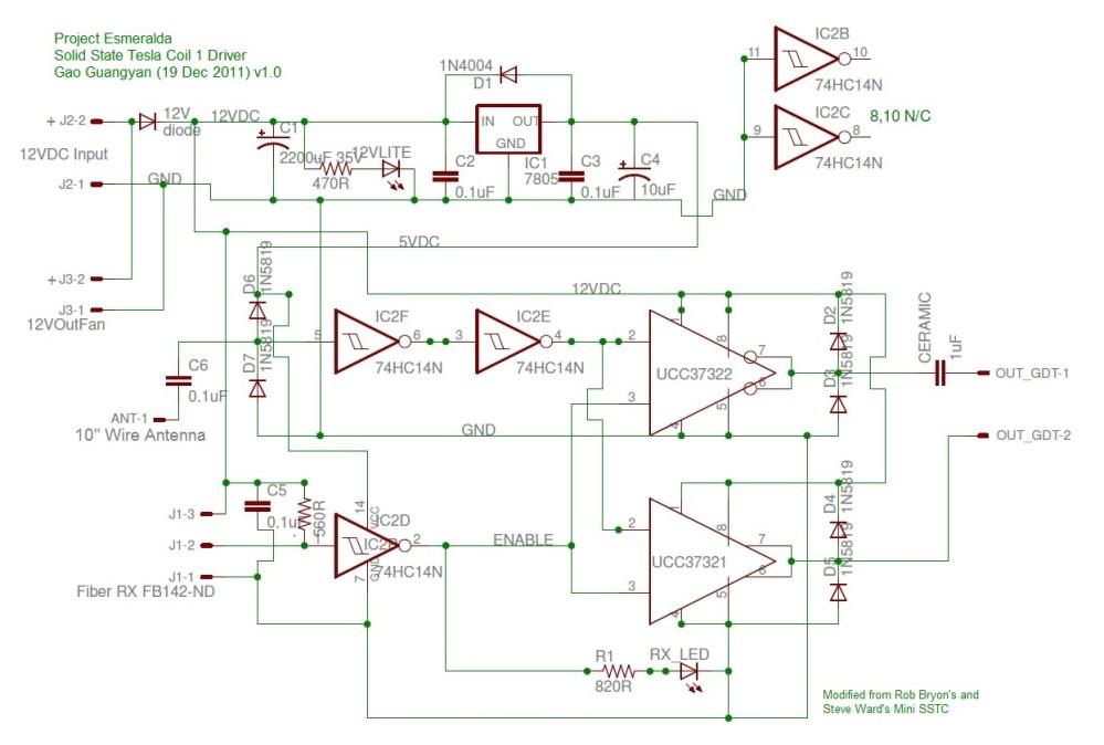 medium resolution of half bridge tesla coil schematic get free image about dc tesla coil schematic dc tesla coil schematic