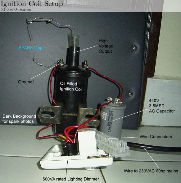 Spark Generator Circuit