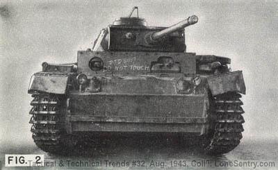 [Figure 2: German Panzer III (PzKw 3)]