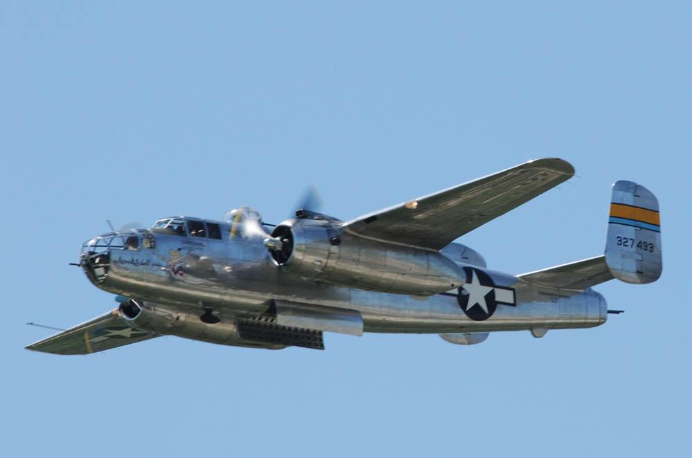 "B-25 ""Miss Mitchell"" – WW2 Images"