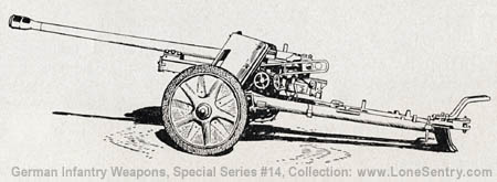 5-cm Pak 38: German Infantry Weapons, WWII Military
