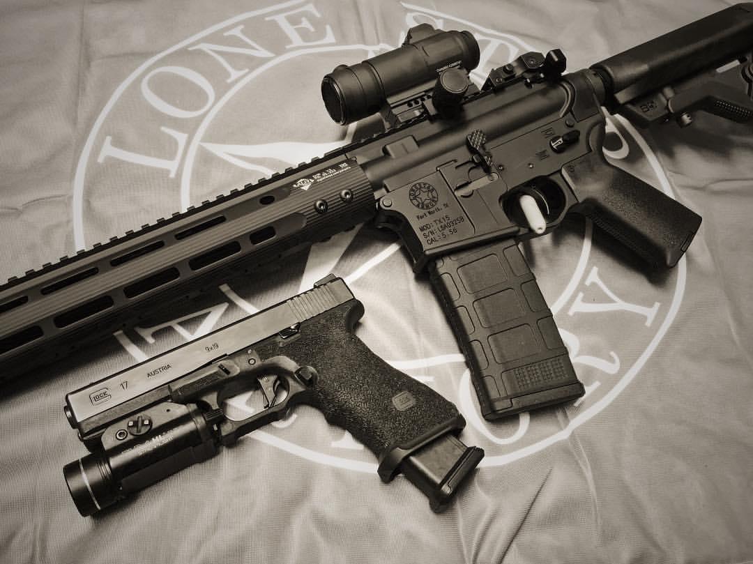 Overwatch Precision TAC Trigger - Glock 9/357/40