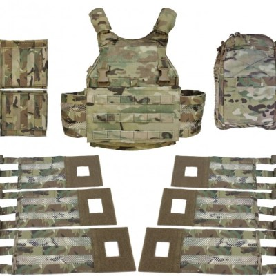 Velocity Systems SCARAB Light Carrier - Full Kit