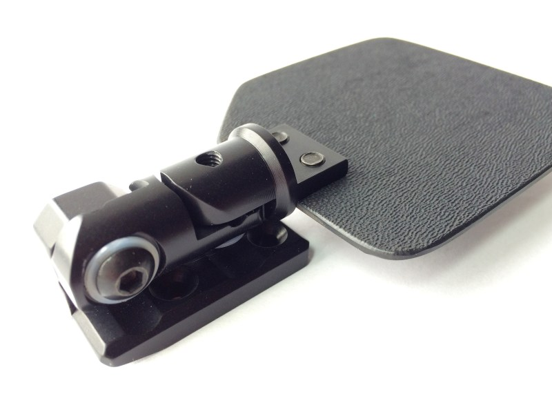 Rifle Mounted Data DOPE Card Holder