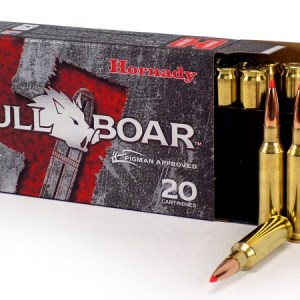 Hornady 6.5 Creedmoor 120GR GMX Full Boar – 20rd Box