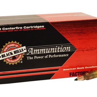 Black Hills Ammunition 5.56mm NATO - Factory New
