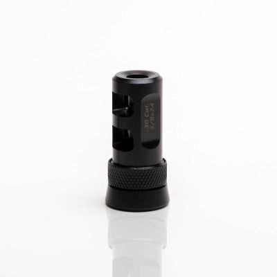 Suppressed armament Tomb 30 cal muzzle brake
