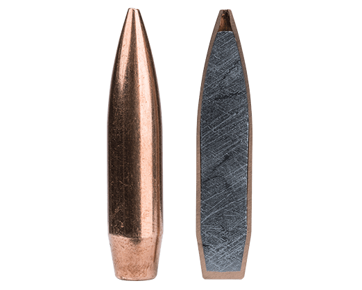 Federal Gold Medal Match 308 WinchesterSierra® MatchKing® Boat-Tail Hollow Point