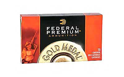 Federal Gold Medal Match 308 Winchester