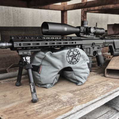 TX10 Designated Marksman Heavy Enhanced