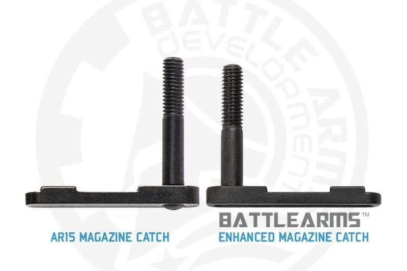 Battle Arms Enhanced Magazine Catch - BAD-EMC-IC