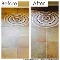 Lone Star Carpet Care - Tile And Grout Cleaning - San ...