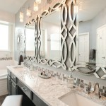 A Contemporary Bathroom Remodel In Flower Mound Texas