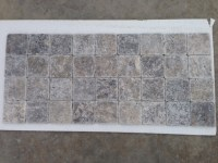 Silver Travertine Tumbled  Lone Star Travertine Tile and ...
