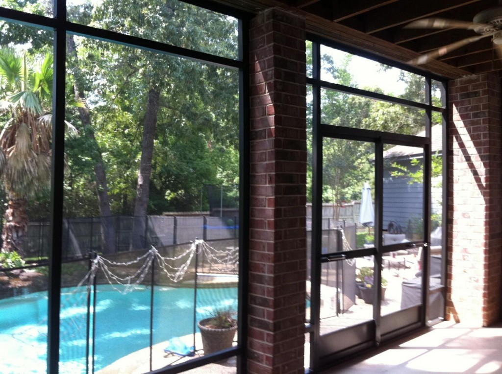 Screened Porches Amp Screened In Patios Houston Lone Star