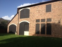 Solar Patio Screens in Houston, Tomball & Conroe - Lone ...