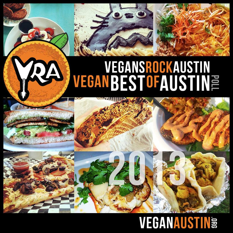 Unity Vegan Kitchen Menu