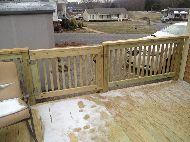 Winter Prep 101, Part II: Deck Winterization