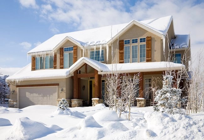 Winter Home Improvement Projects