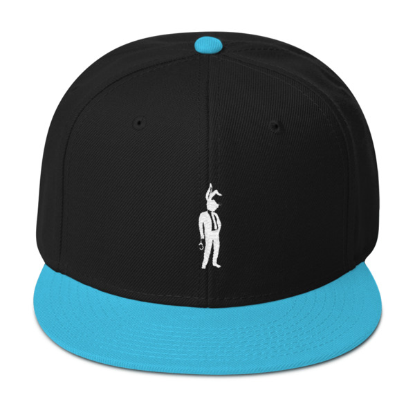 Lone Suspect Snapback Hat