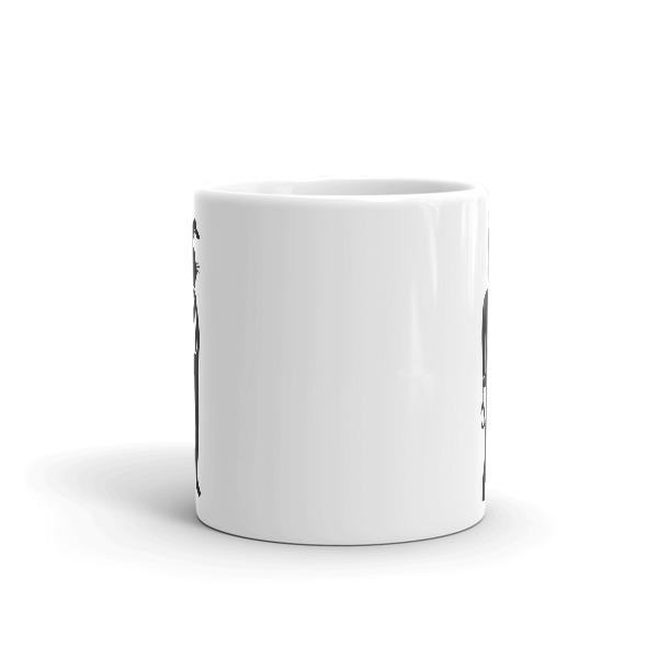 Lone Suspect Mug