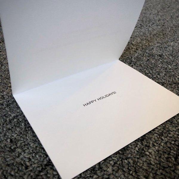 Holiday Card – Covfefe