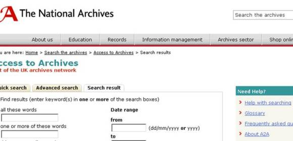 Family History Through the Alphabet Challenge: A is for … A2A (Access to Archives)