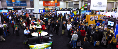 RootsTevh Exhibitor Hall 2013