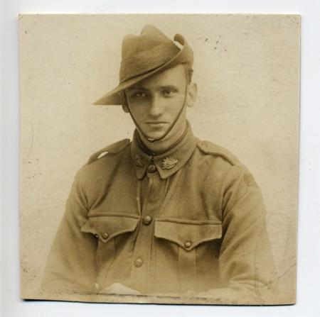 Rex Porter WW1