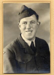 "Restyn Walter ""Pete"" Randell, RAAF, 1941"