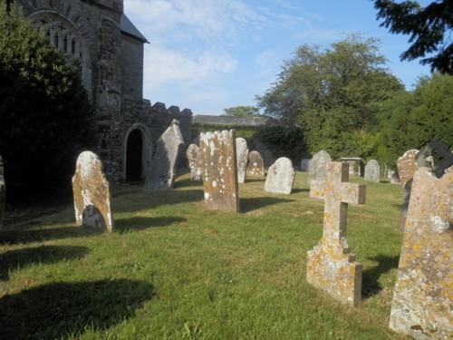 Berry Pomeroy Church in Devon
