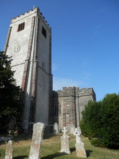 Berry Pomeroy church