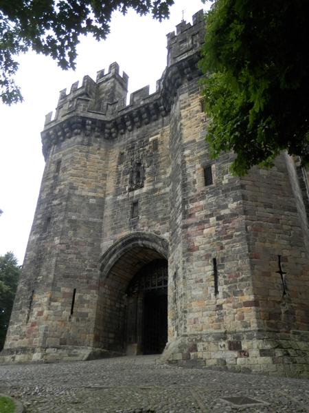 Lancaster Castle, taken August 2014