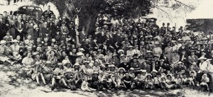 Kelly Reunion group photo 1938[Click for a bigger view]