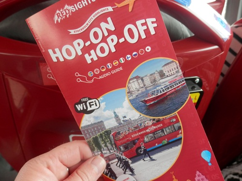 time to explore on a hop-on hop-off bus