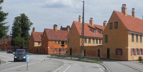 seamen's houses