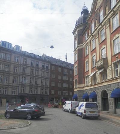 interesting looking buildings